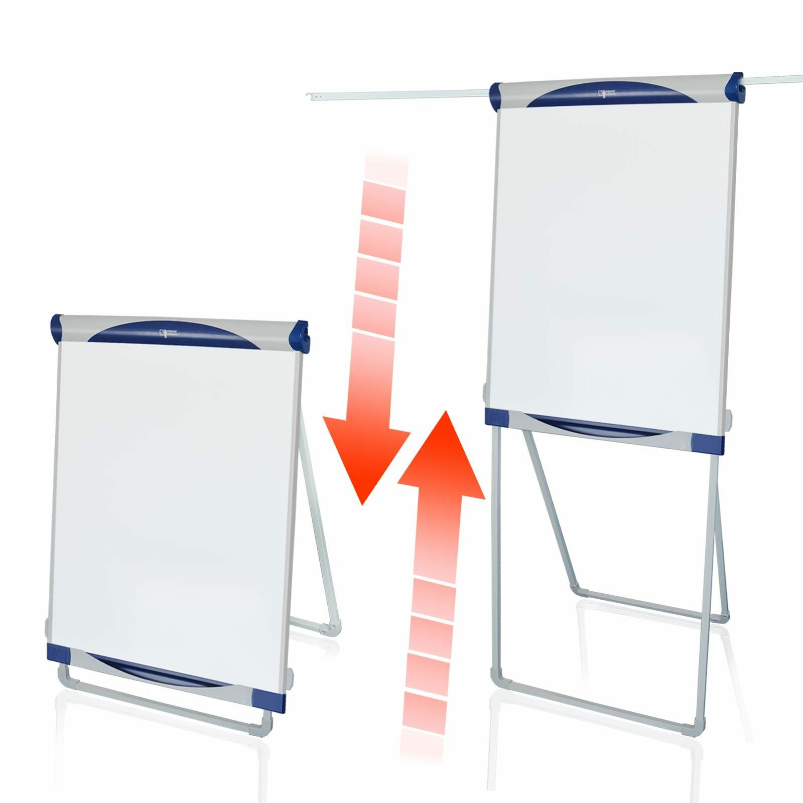 Master of Boards | Baracuda Top Flipchart Whiteboard Präsentation und MOBIL